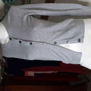 Gap cotton cashmere cardigan sweater